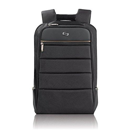 Solo Pro 15.6' Laptop Backpack, Black, PRO750-4