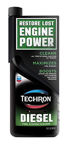 Techron D Concentrate Diesel Fuel System Cleaner