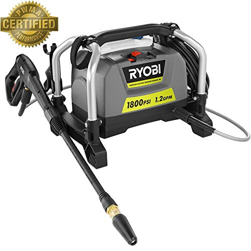1,800 psi 1.2 GPM Electric Pressure Washer