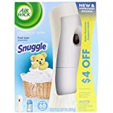 Air Wick Freshmatic Ultra Automatic Spray - Starter Kit Snuggle Fresh Linen, 6.17 oz