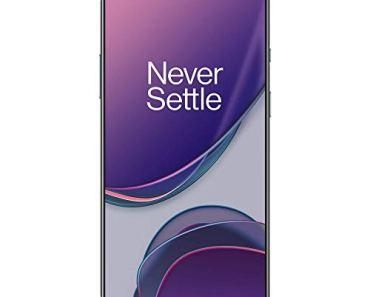 OnePlus 8T 5G (Lunar Silver 12GB RAM, 256GB Storage)