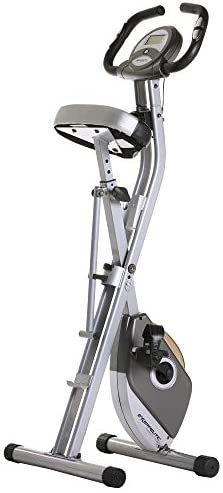Exerpeutic Folding Magnetic Upright Exercise Bike with Pulse, 31.0' L x 19.0' W x 46.0' H (1200) 9
