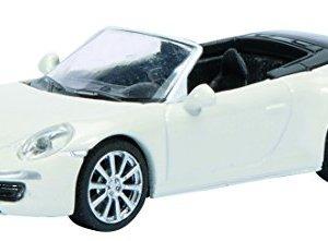 Schuco Models HO Porsche 911 (991) Cabrio/White 41ArOU 2BTKiL