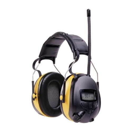 3M Digital WorkTunes AM-FM Stereo - 90541-00000