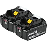 Makita BL1830B-2 18V LXT Lithium-Ion 3.0Ah Battery