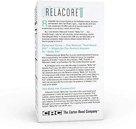 Relacore Extra Maximum Strength Stress-Mitigating Compound, 72 Count 5