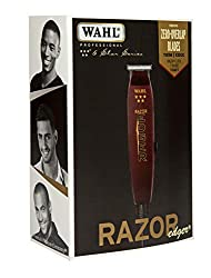 Wahl Professional 5-Star Razor Edger #8051 – Great for Barbers and Stylists – Razor Close Trimming and Edging – No Heat Build Up – Strong Electromagnetic Motor – Accessories Included  Image 2