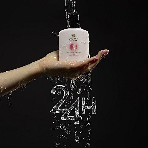 41BFYHu syL OLAY Beauty Fluid for Normal/Dry/Combinational Skin Face & Body 200 Ml