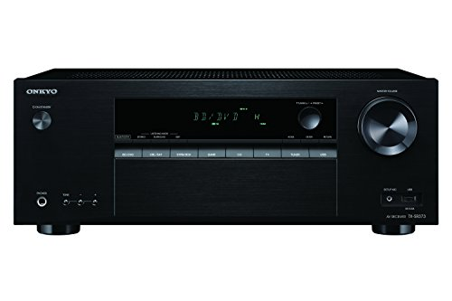Onkyo TX-SR373 5.2 Channel A/V Receiver with Bluetooth