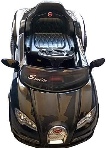 Brunte Funtai Kids Battery Operated Rideon Car Black