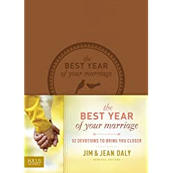The Best Year of Your Marriage: 52 Devotions to Bring You Closer