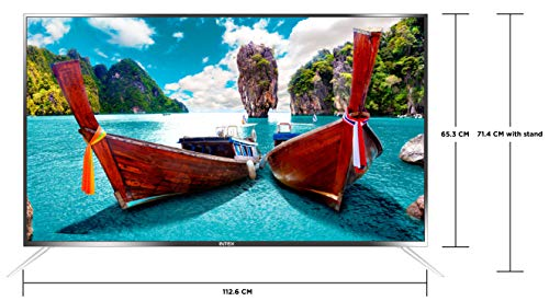 Intex 127 cm (50 inches) Full HD LED Smart TV SF5004 (Black) 6