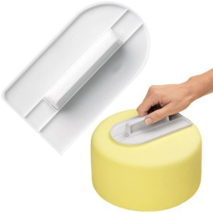 Fondant Smoothing Tool Cake Decorate Smoother Polisher 0680WK9F 41BTF6r8MWL