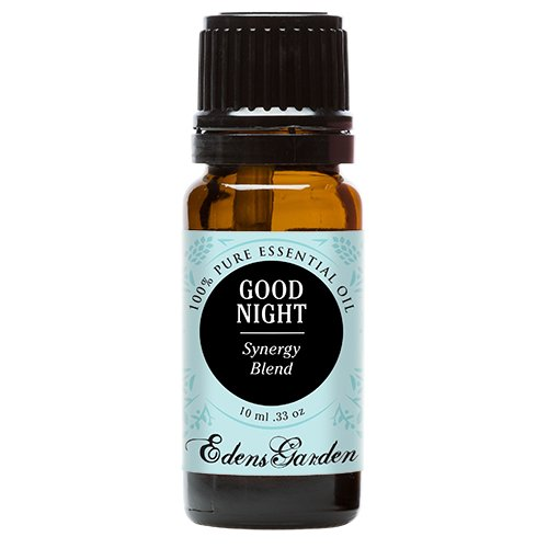 Edens Garden Good Night Essential Oil Synergy Blend, 100% Pure Therapeutic Grade (Highest Quality Aromatherapy Oils), 10 ml