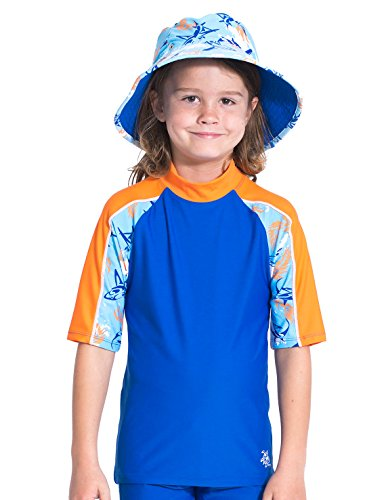 8532ad36739 Tuga Boys Reversible Bucket Hats – UPF 50+ Sun Protection Sun Hats ...