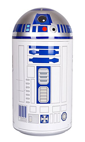 Disney Star Wars R2 D2 Thermoelectric Cooler Mini Fridge