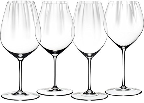 Riedel 5884/47 Performance Wine Tasting Glass Set, Set of 4, Clear