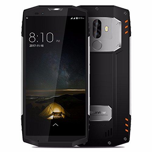 41BieyRqnbL - Blackview BV9000 Pro Smartphone IP68 Waterproof 5.7-inch 18:9 Screen 6GB RAM 128GB ROM HD+ Helio P25 8-core Ragged Smartphone with E-compass NFC