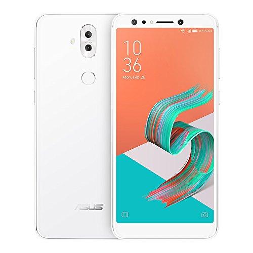ASUS ZenFone 5Q (ZC600KL) 4GB/64GB 6.0-inches Dual SIM Factory Unlocked - International Stock No Warranty (Moonlight White)