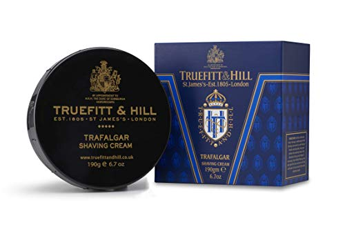 Truefitt & Hill Shaving Cream Bowl- Trafalgar (6.7 oz)