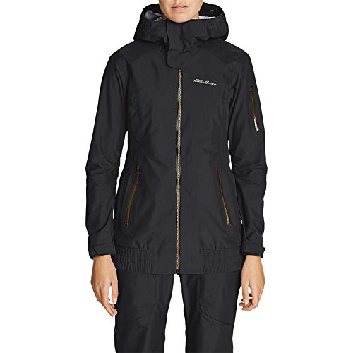 Eddie Bauer Women's BC Fineline Jacket, Onyx Regular L