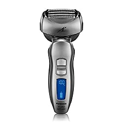 Panasonic ES-LA63-S Arc4 Men's Electric Razor, 4-Blade Cordless with Wet/Dry Shaver Convenience  Image