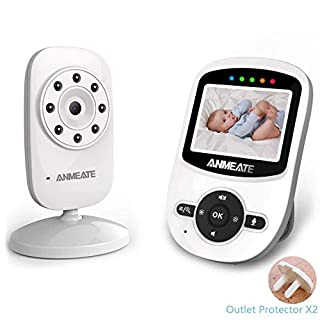 ANMEATE Video Baby Monitors Feature High Quality Monitoring Technology To Provide Parents Peace Of Mind
