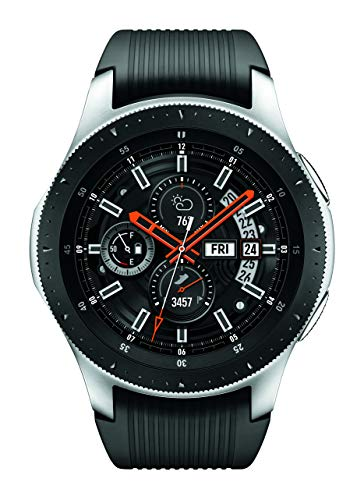 Samsung Galaxy Watch (46mm) Silver (Bluetooth), SM-R800NZSAXAR – US Version with Warranty 14 Fashion Online Shop gifts for her gifts for him womens full figure