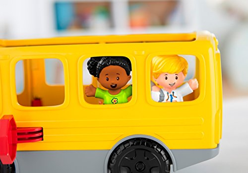 Fisher-Price Little People Sit with Me School Bus   antagongame