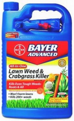 Bayer Lawn Weed And Crabgrass Killer