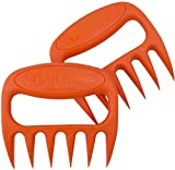 The Original Bear Paws Shredder Claws - Easily Lift, Handle, Shred, and Cut Meats - Essential for BBQ Pros - Ultra-Sharp