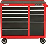 CRAFTSMAN Tool Cabinet, 41-Inch, 10 Drawer, Red (CMST82772RB)
