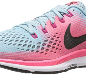 Nike Womens Air Zoom Pegasus 34 Low Top Lace Up Running Sneaker