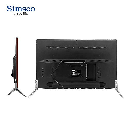 """Simsco 80 cm (32 Inches) HD Ready Smart Android LED TV S32""""ST (Gold And Black) (2020 Model) 6"""