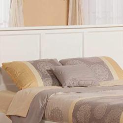Atlantic Furniture Madison Headboard, Queen, White
