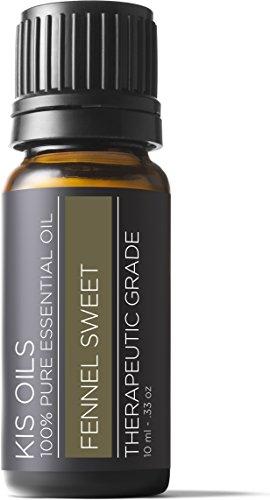 Fennel Sweet (Foeniculum vulgare dulce) Pure Essential Oil Therapeutic Grade 10 Ml