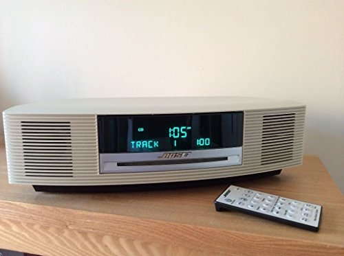 Bose Wave Music System II - Platinum White