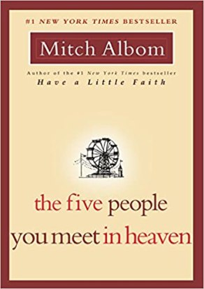 Image result for five people you meet in heaven