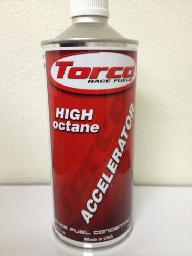 3. Torco Accelerator 32oz the Best Fuel Additive