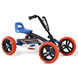 BERG Toys Buzzy Nitro Kids Pedal Go Kart for 2 to 5 Year Olds