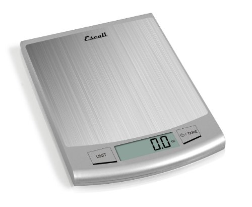 Escali 2210S Passo High Capacity Digital Scale-22 Pound/10 Kilogram