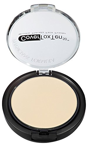Physicians Formula CoverToxTen Wrinkle Therapy Face Powder, Translucent Medium
