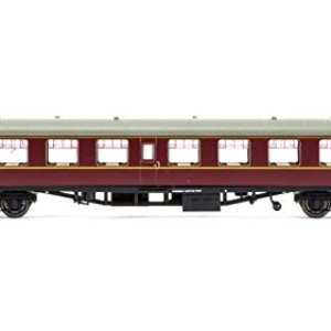 R4700 Hornby OO – BR Mk1 Second Open Coach Maroon 41CwFqkwx3L