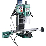 Grizzly Industrial G0836 - Mini Mill 2.7 Variable Speed with DRO