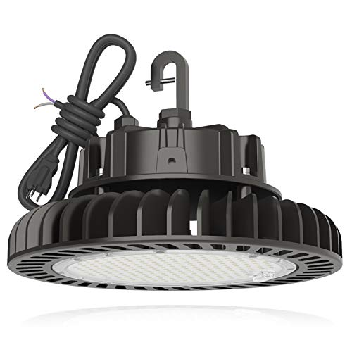 Hyperlite-LED-High-Bay-Light-150W-21000lm-5000K-1-10V-Dimmable-ULDLC-Approved-US-Hook-5-Cable-Alternative-to-650W-MHHPS