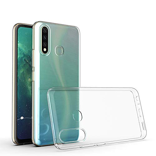 Cassby Transparent Back Cover Clear Thin Case for Vivo U20 93