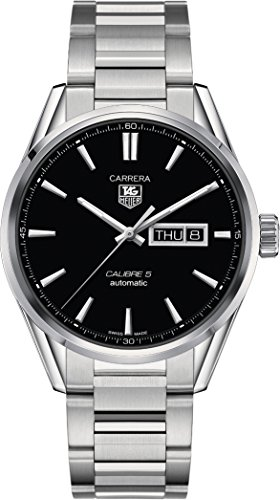 41D%2BC2LMqvL Carrera Collection Swiss Automatic Movement 100 Meters / 330 Feet / 10 ATM Water Resistant