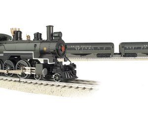 Williams by Bachmann The Greyhound – O Scale Ready to Run Electric Train Set 41D 2BxmM9YdL
