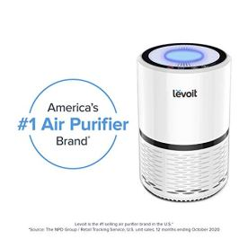 LEVOIT-Air-Purifier-for-Home-H13-True-HEPA-Filter-for-Allergies-and-Pets-Dust-Mold-and-Pollen-Smoke-and-Odor-Eliminator-Cleaner-for-Bedroom-with-Optional-Night-Light-LV-H132-White