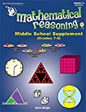Mathematical Reasoning Middle School Supplement - Solving Non-Routine Problems (Grades 7-9)